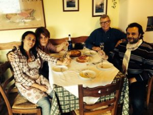 John Carafoli offer food and music focused trips to Italy
